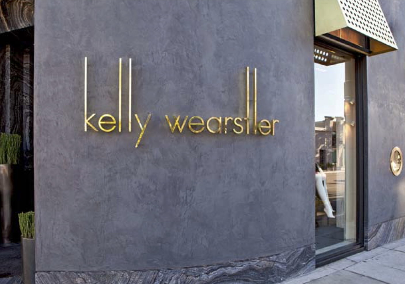 Kelly Wearstler Store Locator