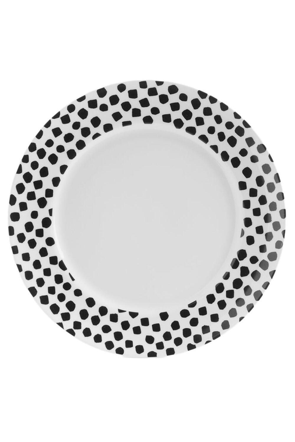 DOTS DINNER PLATE  sc 1 st  Kelly Wearstler & DOTS DINNER PLATE High End Luxury Design Furniture and Decor ...