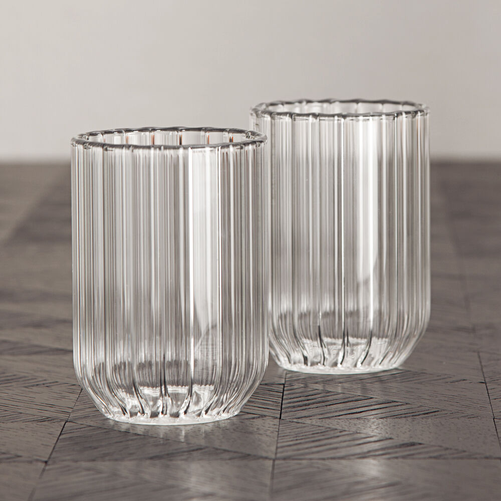 DEARBORN WATER GLASS