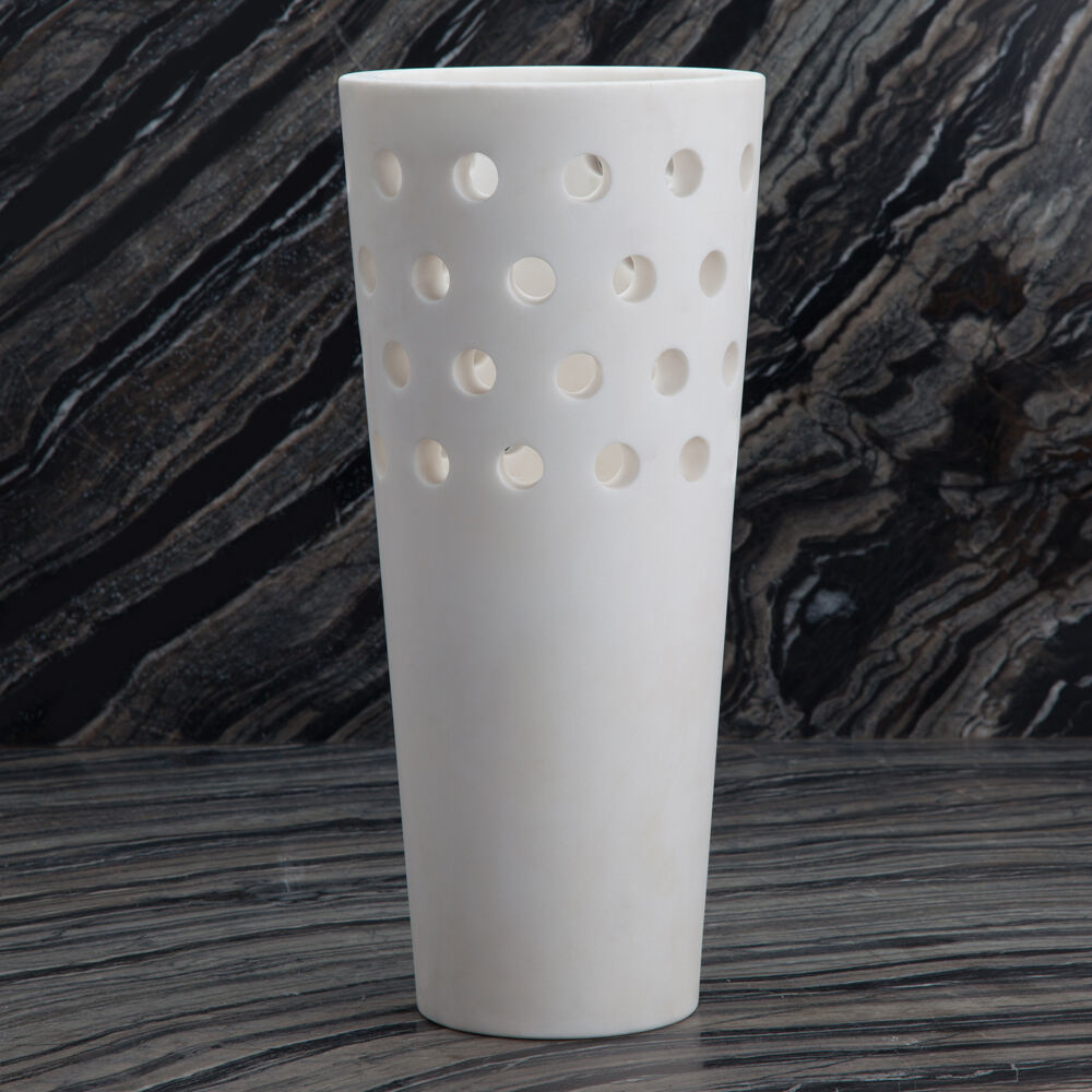 PERFORATED VASE