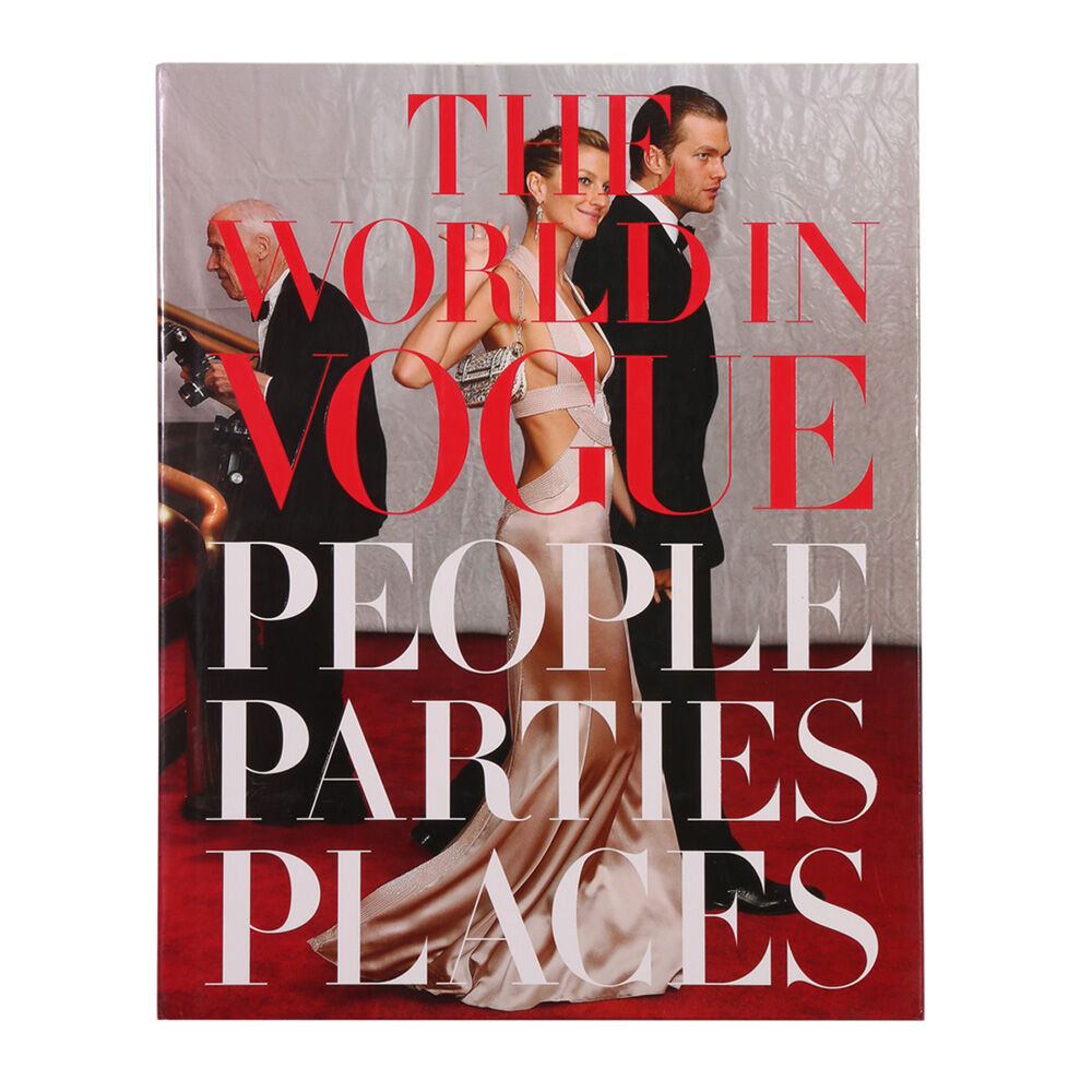 WORLD IN VOGUE - PEOPLE, PARTIES, PLACES