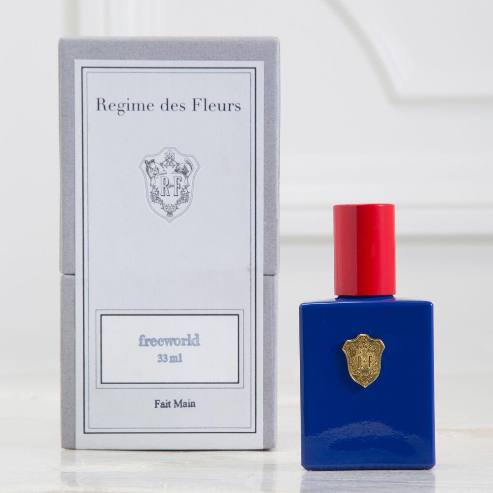 REGIME DE FLEUR - FREEWORLD PERFUME