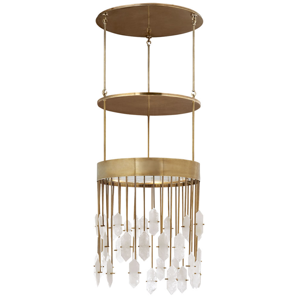 HALCYON MEDIUM ROUND CHANDELIER