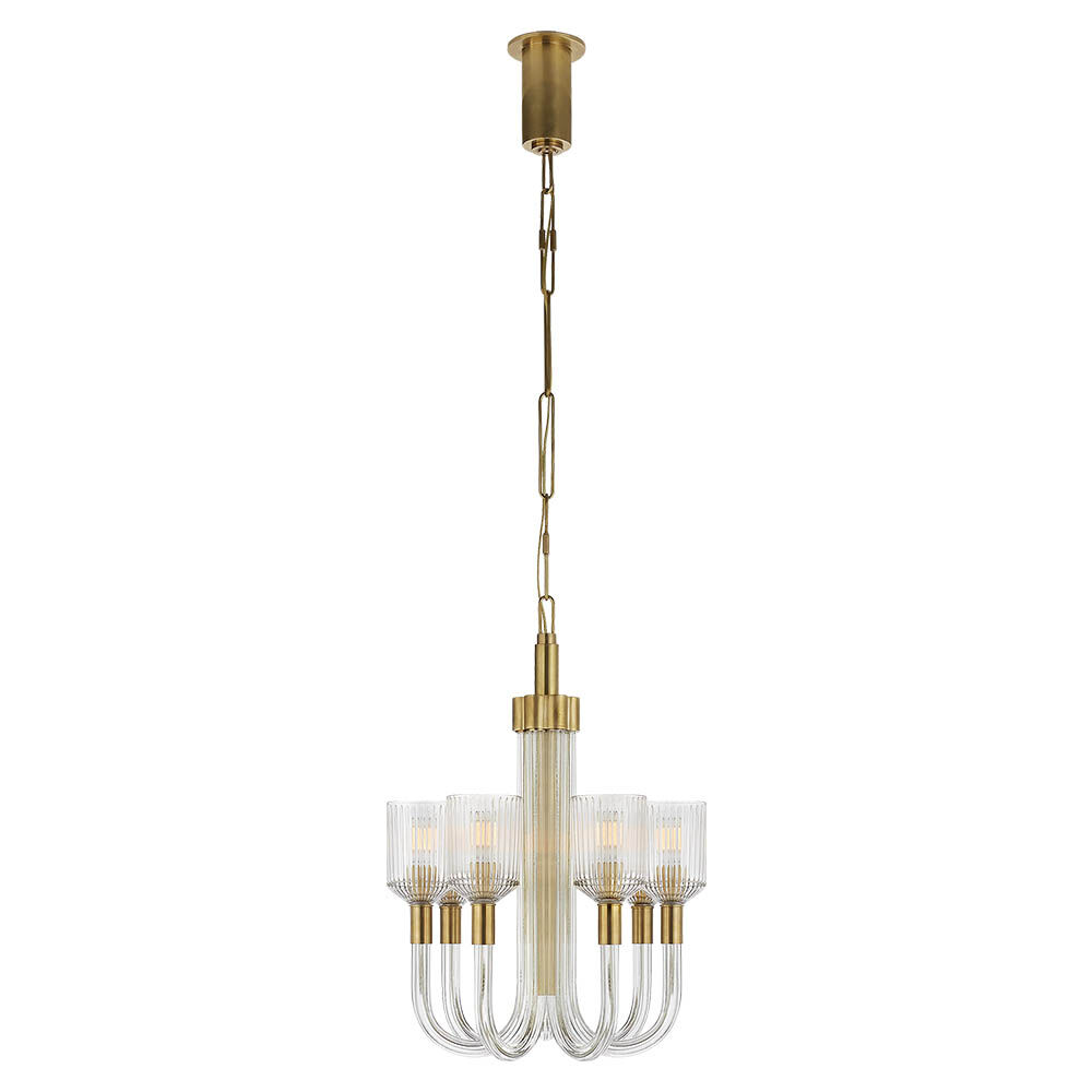 REVERIE SMALL SINGLE TIER CHANDELIER
