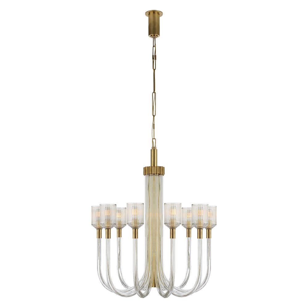 REVERIE MEDIUM SINGLE TIER CHANDELIER
