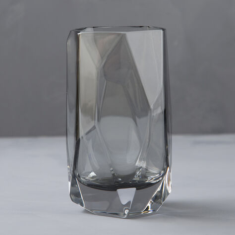 NOUVEL MIPRESHUS HIGHBALL GLASSWARE - GREY