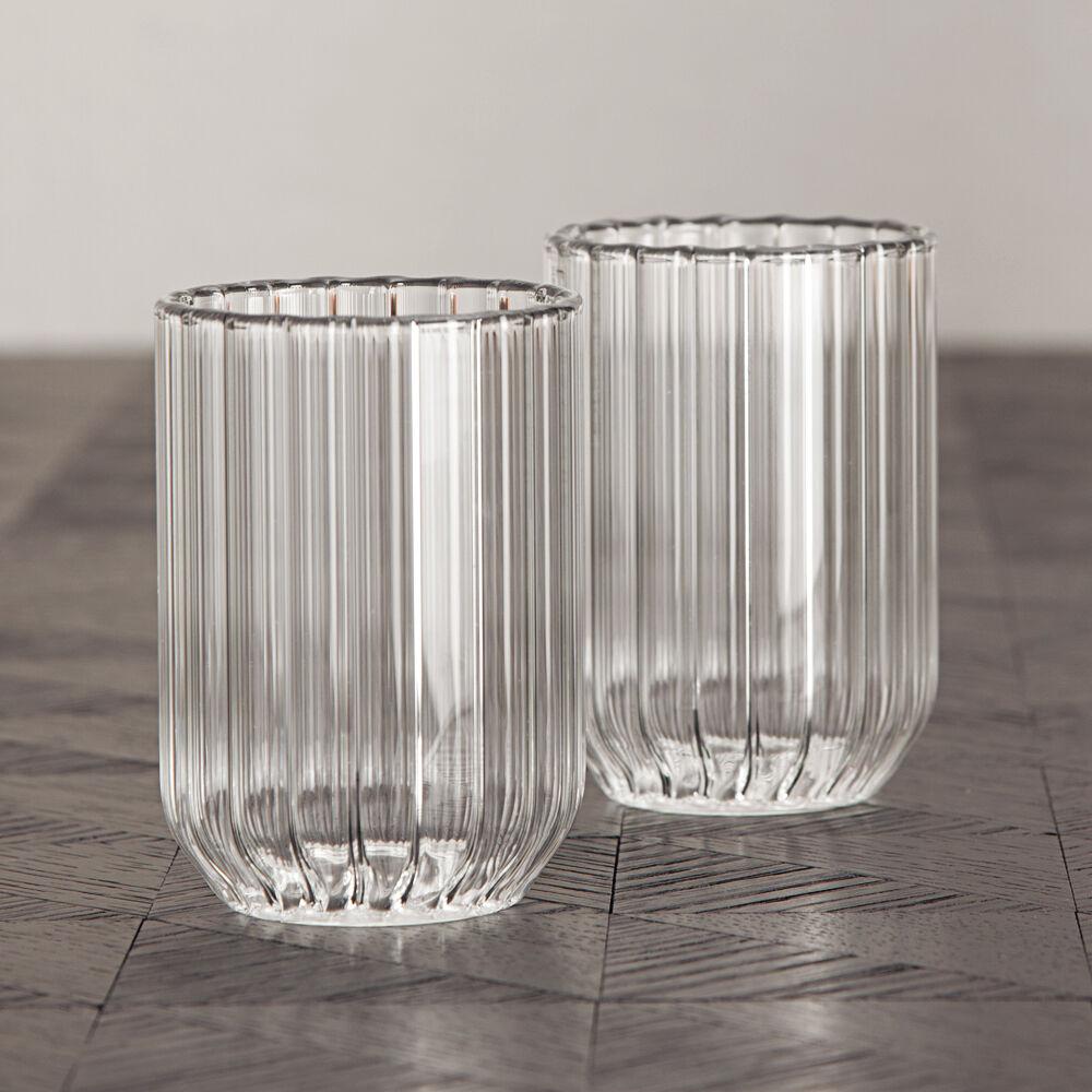 DEARBORN WATER GLASS