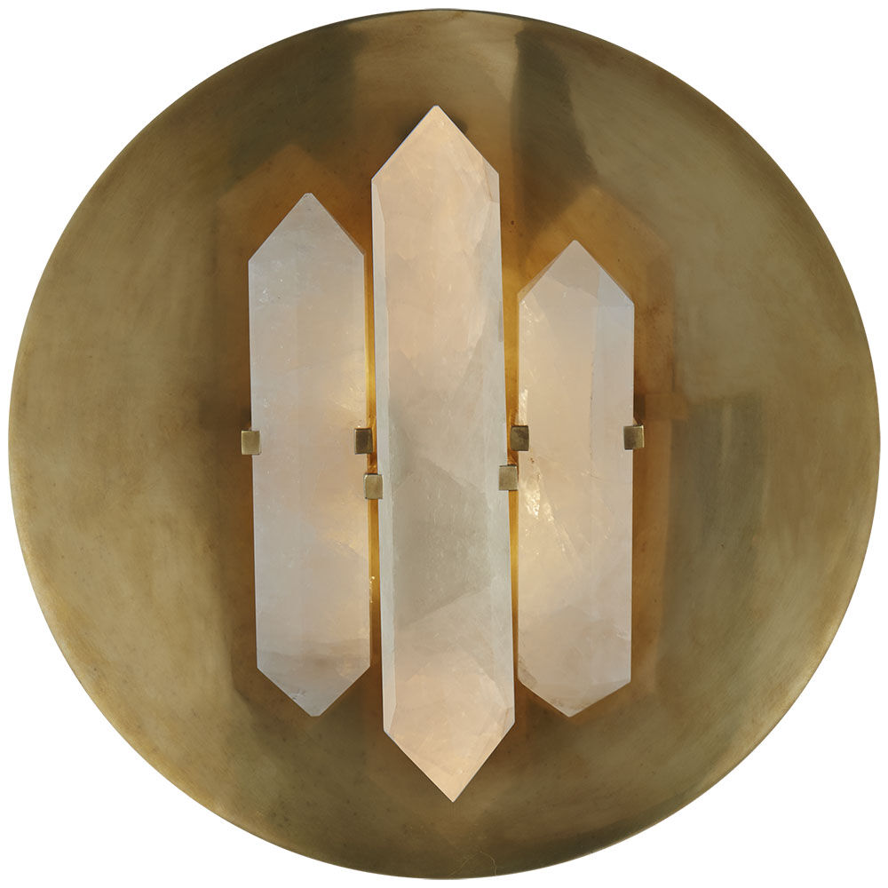 HALCYON ROUND SCONCE