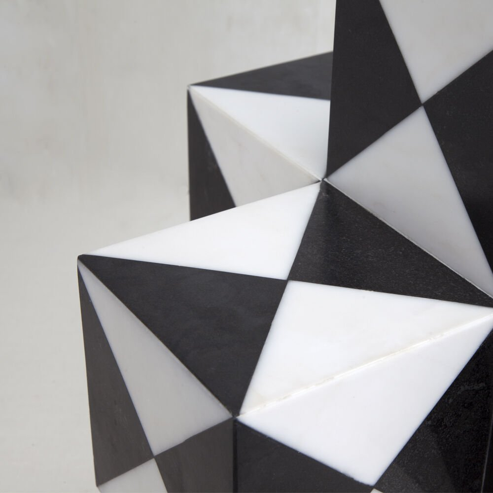 MARBLE TRAPEZOID 14