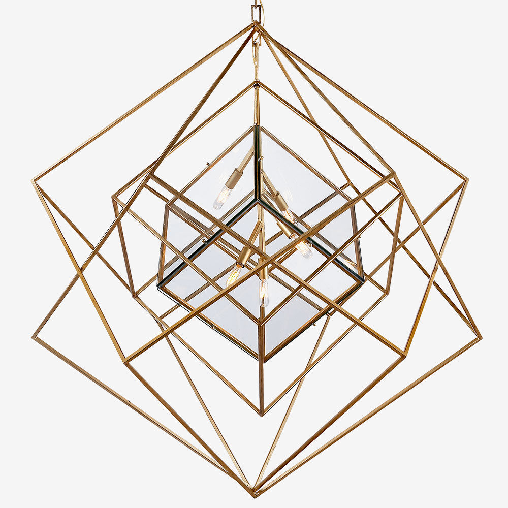 Rousseau Medium Chandelier High End Luxury Design Furniture And 2 Switch Wiring Diagram Get Free Image About Cubist Large