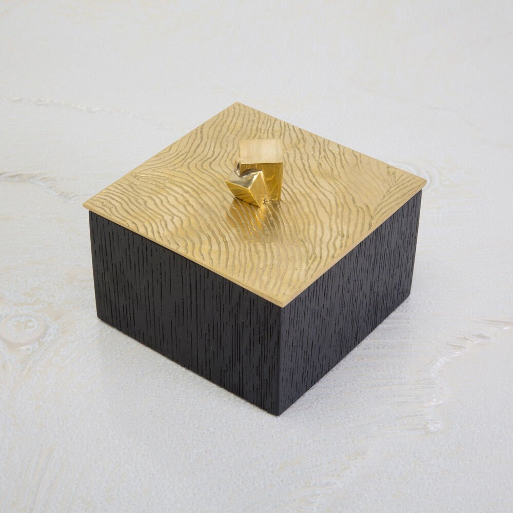 LUSTRE JEWELRY BOX