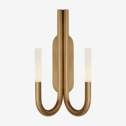ROUSSEAU DOUBLE WALL SCONCE