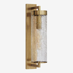 LIAISON LARGE BRACKETED OUTDOOR SCONCE