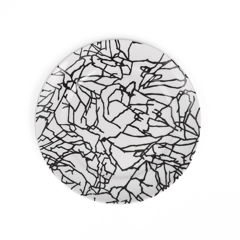 TRACERY SALAD PLATE