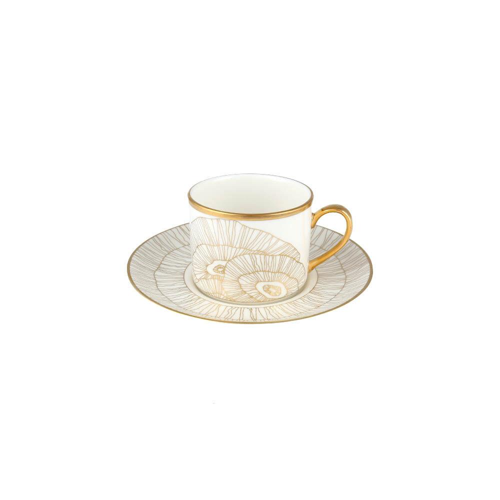HILLCREST TEA CUP AND SAUCER SET