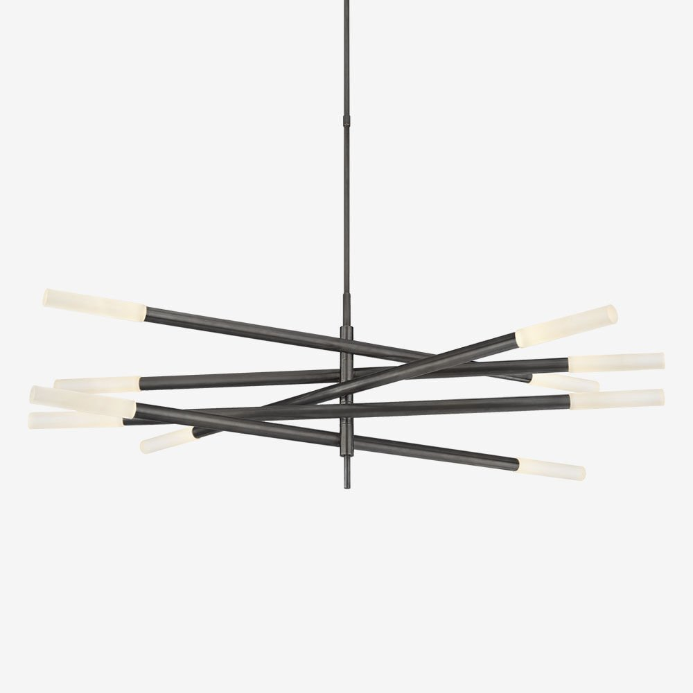 ROUSSEAU GRANDE ARTICULATING CHANDELIER