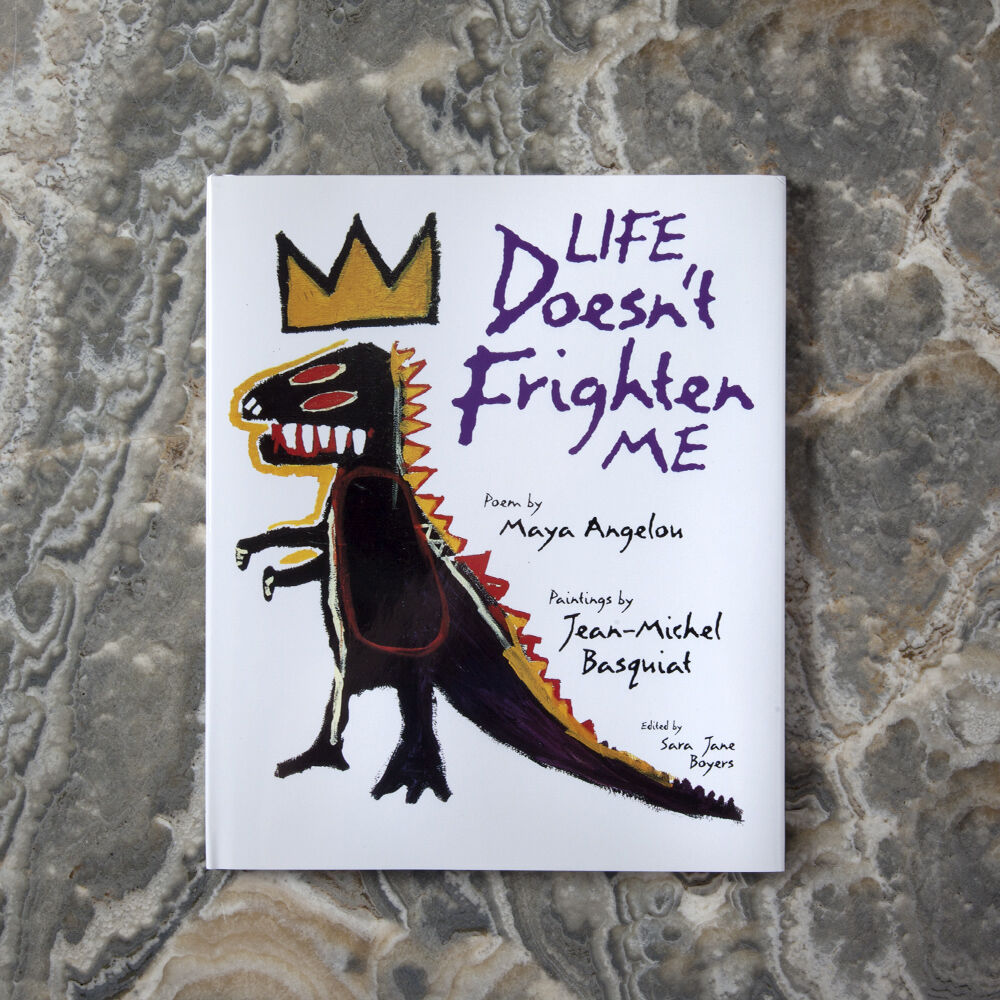 LIFE DOESN'T FRIGHTEN ME