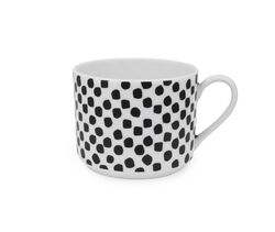 DOTS TEA CUP & SAUCER SET