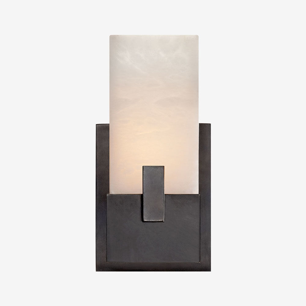 Covet Short Clip Bath Sconce