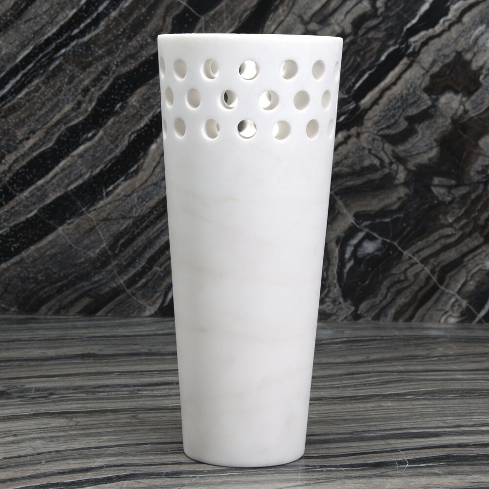 Perforated Small Vase