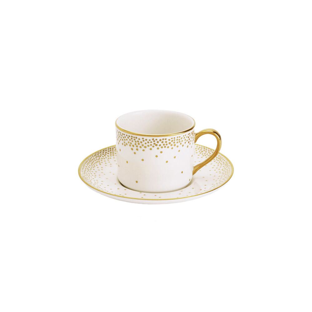TROUSDALE TEA CUP AND SAUCER SET