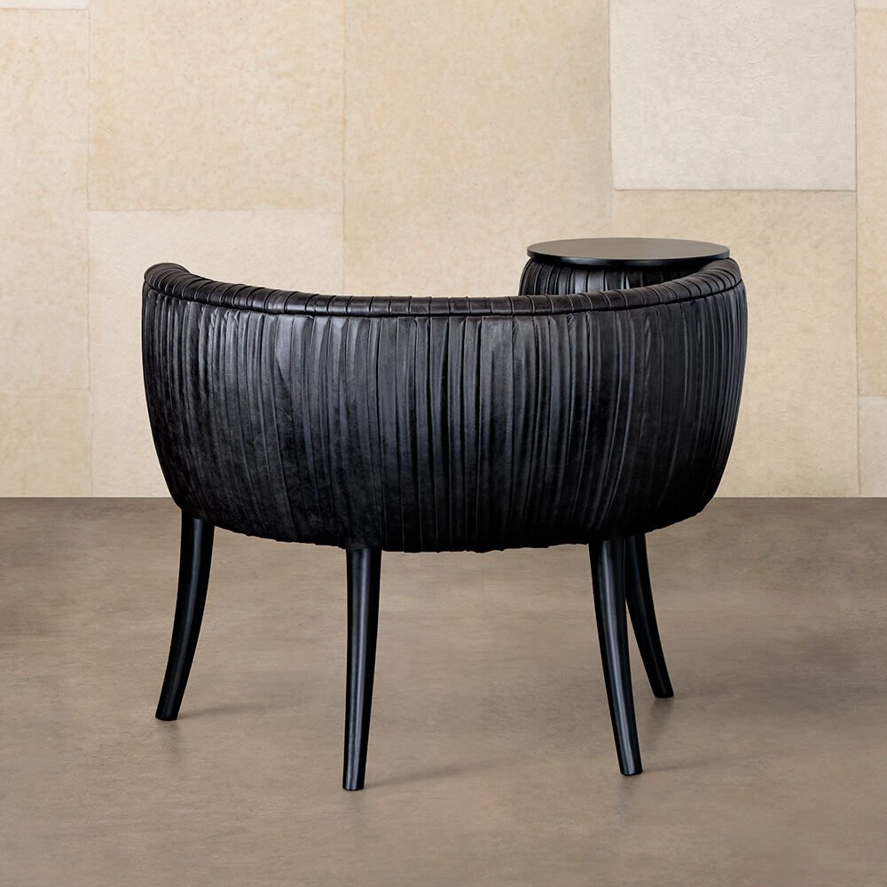 SOUFFLE COCKTAIL CHAIR - RHF