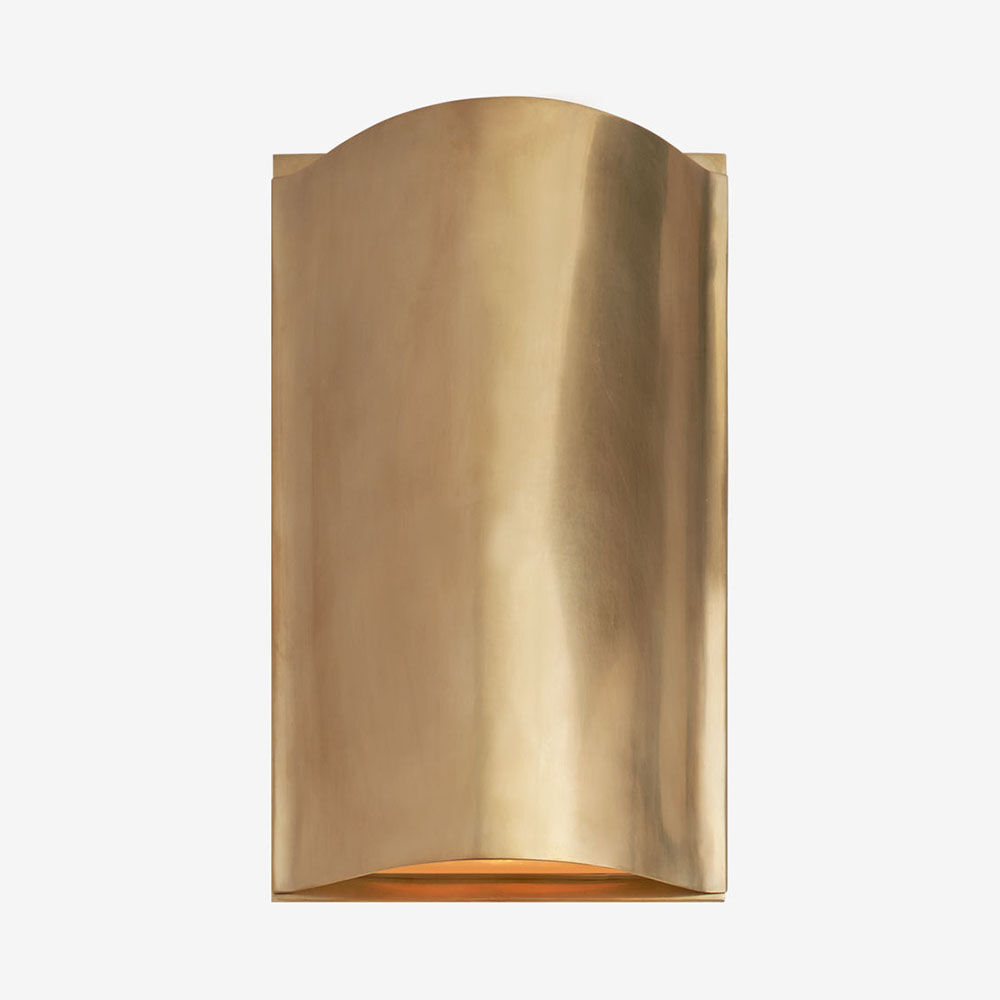 AVANT SMALL CURVE SCONCE