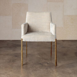 MELANGE DINING ARM CHAIR