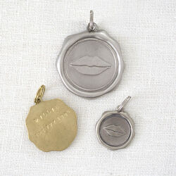 LIAISON DOG TAG SMALL