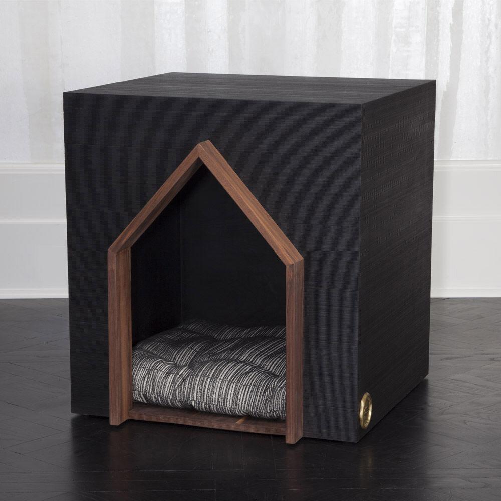 Luxurious Modern Dog House by Kelly Wearstler