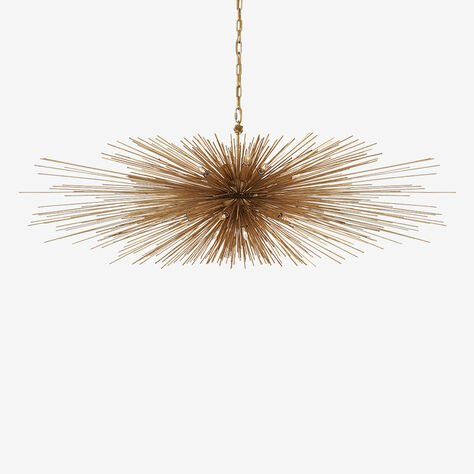 STRADA LARGE LINEAR CHANDELIER