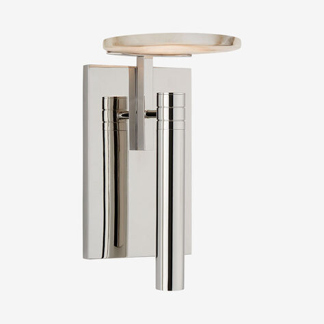 MELANGE FLOATING DISC SCONCE