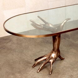 DICHOTOMY RACETRACK TABLE