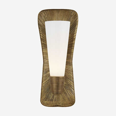 UTOPIA LARGE SINGLE SCONCE