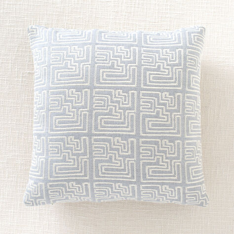 MIRAMAR OUTDOOR PILLOW - GRAPHITE