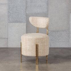 new styles 8c780 a645e MELANGE VANITY STOOL, High End, Luxury, Design, Furniture ...