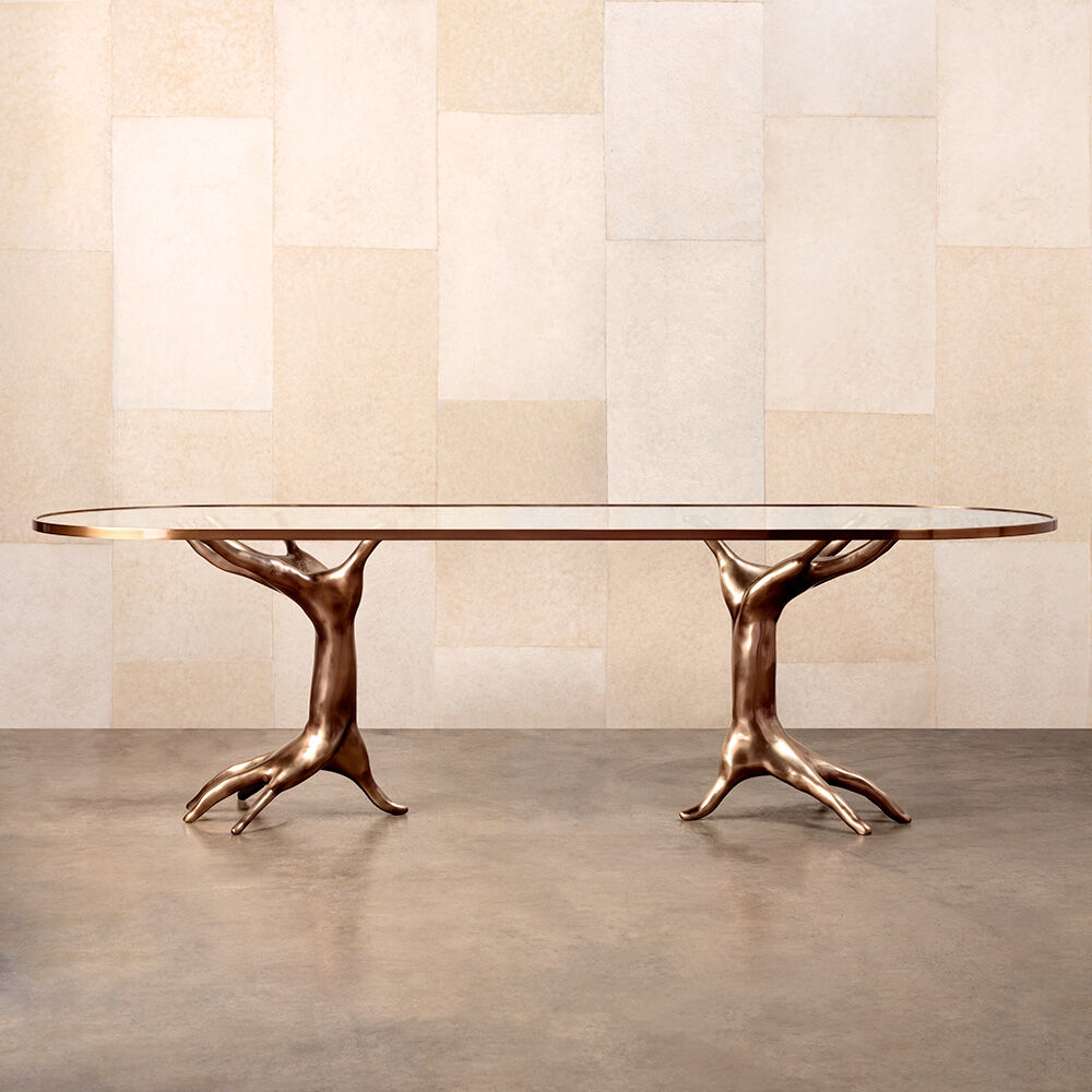 DICHOTOMY RACETRACK TABLE