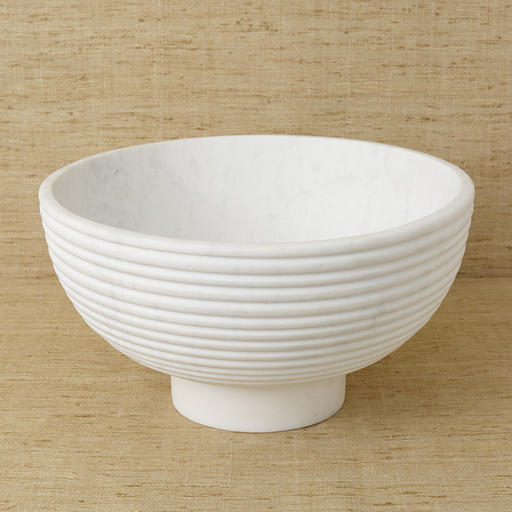 LAUREL CHAMPAGNE BOWL