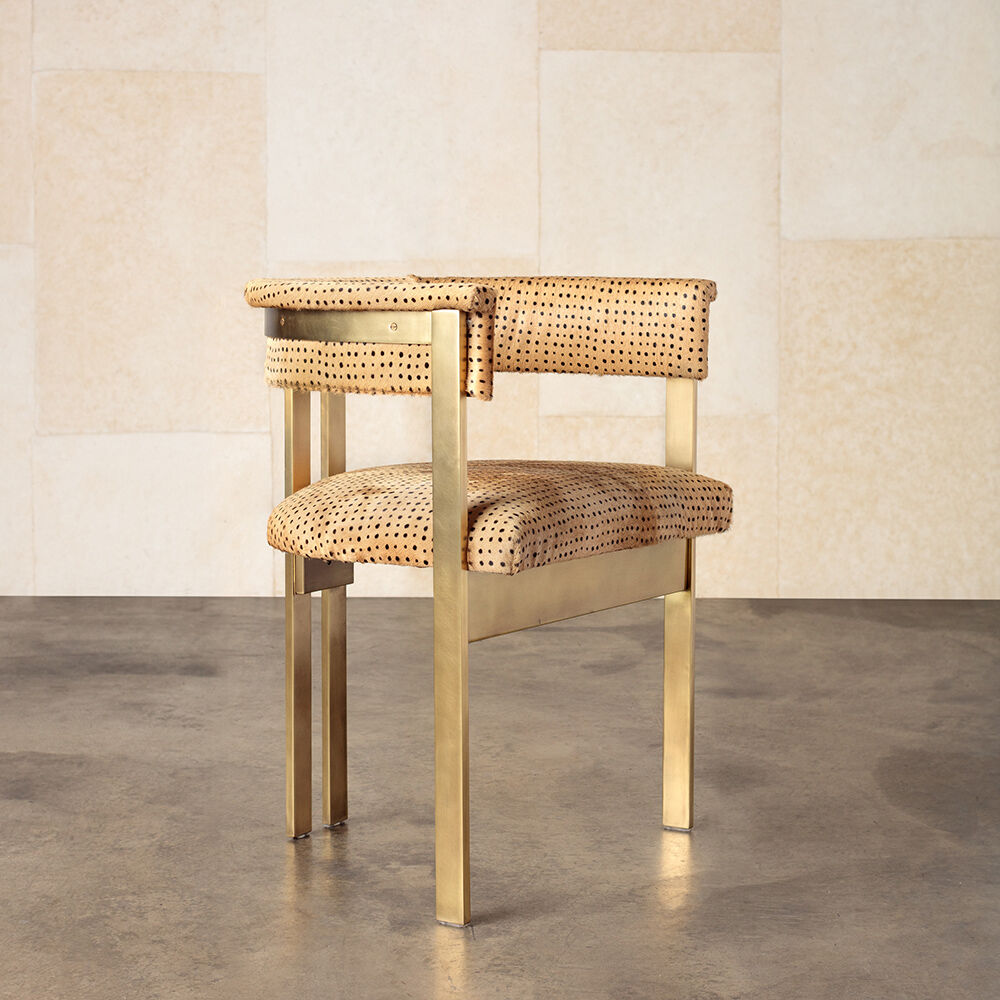 Superb Elliott Chair By Kelly Wearstler Squirreltailoven Fun Painted Chair Ideas Images Squirreltailovenorg