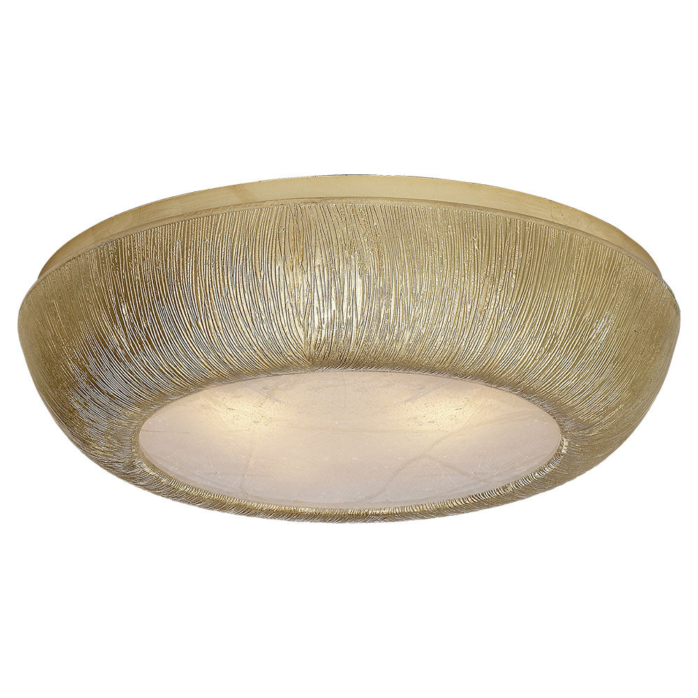 UTOPIA MEDIUM ROUND FLUSH MOUNT
