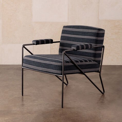 EMMETT LOUNGE CHAIR - OUTDOOR
