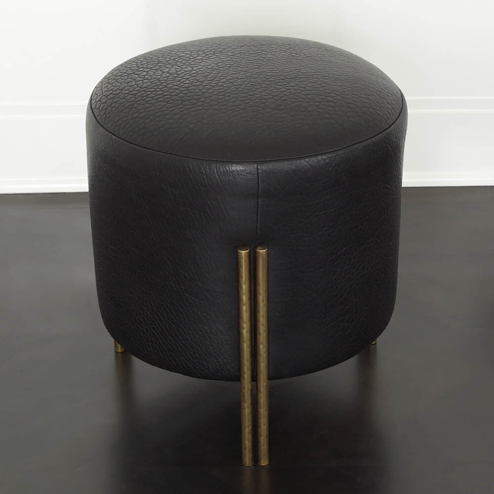 MELANGE FOOT STOOL