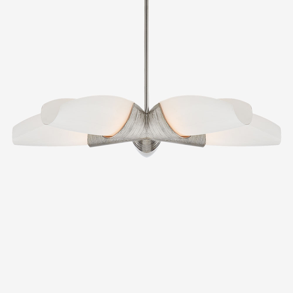 UTOPIA MEDIUM 5 ARM CHANDELIER