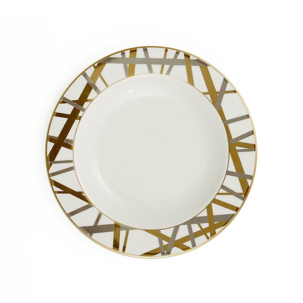 MULHOLLAND SOUP PLATE