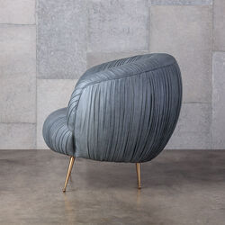 SOUFFLE CHAIR - RUCHED