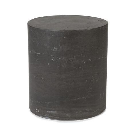 MONOLITH SIDE TABLE - BLACK