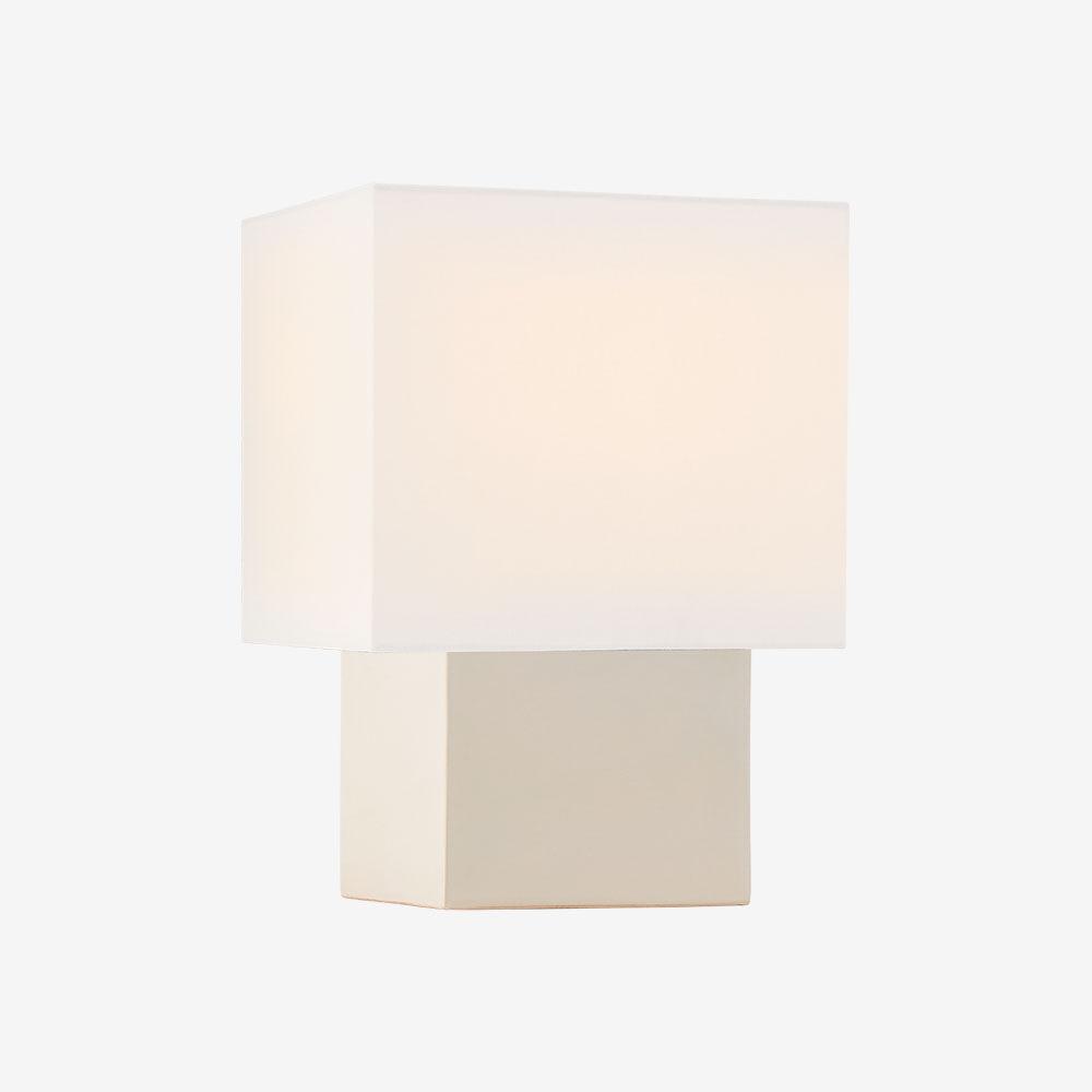 PARI PETITE SQUARE TABLE LAMP
