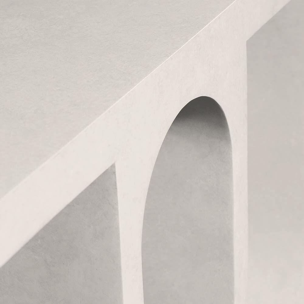 ROXBURY CONSOLE - IVORY