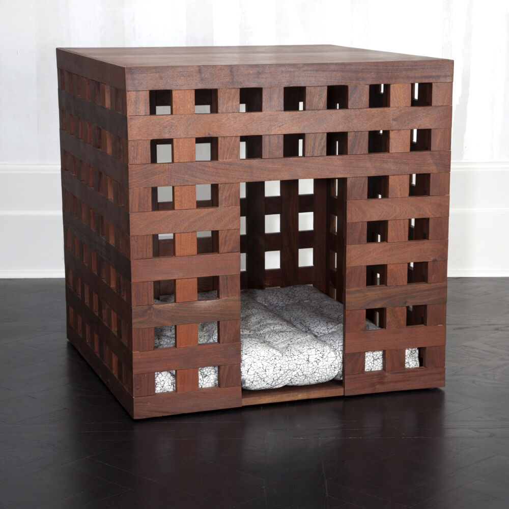 JUXTAPOSE DOG HOUSE