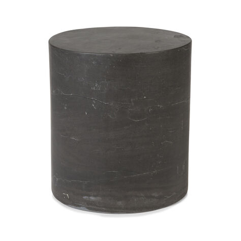 MONOLITH SIDE TABLE - BLACK
